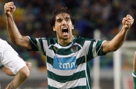 Abel Ferreira teve uma boa passagem no Sporting. Era lateral direito