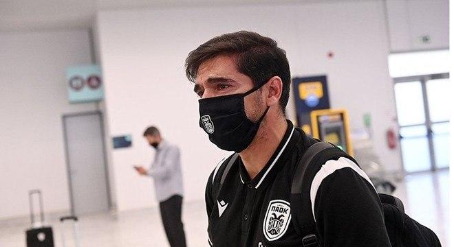 Abel Ferreira se despede chorando do PAOK. Fracassou na Grécia. Vem para o Palmeiras