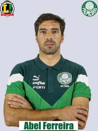 Abel Ferreira – 4,5 - Mais um jogo decepcionante. Viu o Palmeiras tentar algo no primeiro tempo e sofreu demais na etapa final, abdicando do ataque. Quanto mais mexe, mais piora a equipe. Ponto a ser conquistado em Salvador.