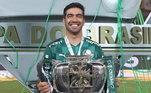 E a Copa do Brasil, que encerrou o ano mágico do Verdão com a Tríplice Coroa (Paulista, Libertadores e Copa do Brasil)