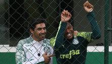 Luiz Adriano em Brasília. Palmeiras não quer perder 2 títulos em 3 dias