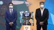 Na final, Grêmio e Palmeiras fazem duelo de técnicos de ponta