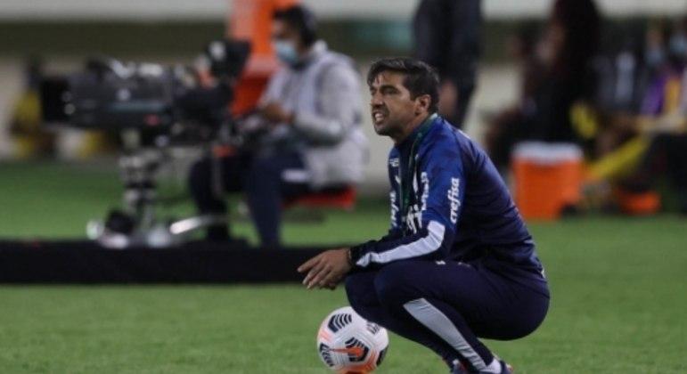 Abel Ferreira Libertadores