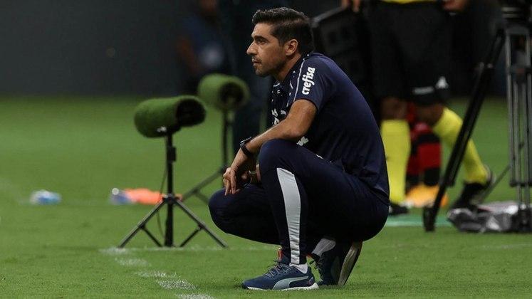 Abel Ferreira - Técnico - 42 anos - Contrato até: 30/06/2022