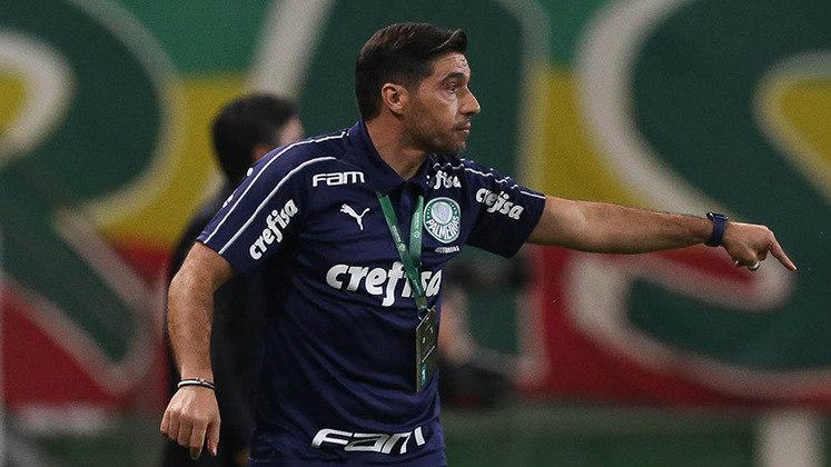 Abel Ferreira: técnico campeão da Libertadores