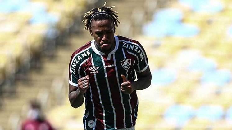 Abel Hernández - Posição: Atacante - Clube: Fluminense - Idade: 31 anos - Valor de mercado segundo o Transfermarkt: 2,4 milhões de euros (aproximadamente R$ 14,86 milhões) - Contrato até: 31/12/2021.