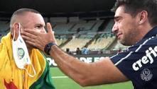 Palmeiras pronto para a guerra. Não libera Weverton para a Olimpíada