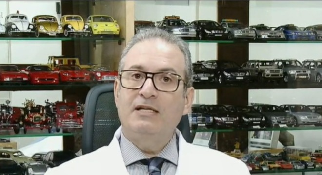Médico nutrólogo Abib Maldaun Neto