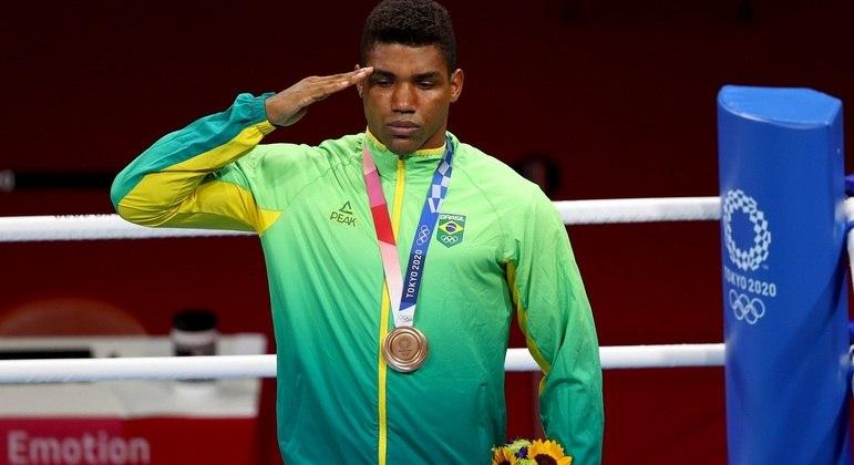 Abner Teixeira, boxe, Tóquio 2020, Olimpíada