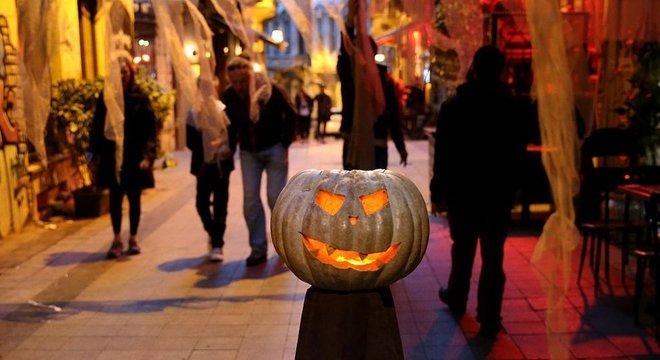 Neste ano a Lua Azul coincide com o Halloween