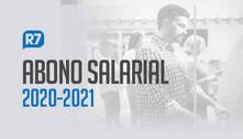Abono salarial de até R$ 1.100 começa a ser pago nesta terça-feira