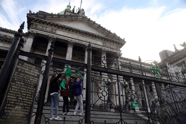 Argentina: Lei do aborto começa a ser votada nesta quarta-feira