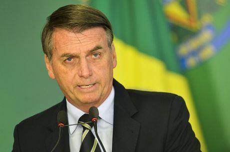 Bolsonaro reafirmou seu apoio a Juan Guaidó