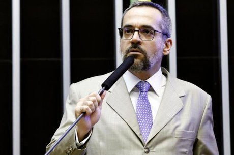 O ministro da Educação Abraham Weintraub