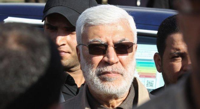 Abu Mahdi al Muhandis, líder do Kataib Hezbolá, também morreu no bombardeio americano