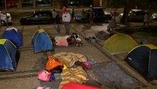 Grupo acampa em frente à ALMG por verba do acordo com a Vale