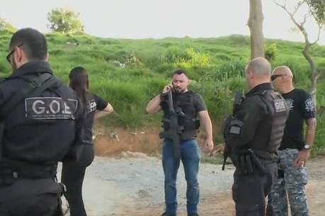 Polícia Civil cumpre mandados nesta segunda