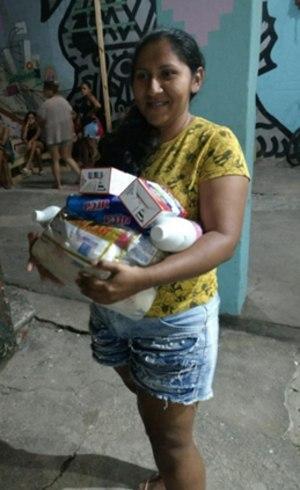Ação doará ovos de Páscoa, alimentos e outros itens para a Ocupação Mauá