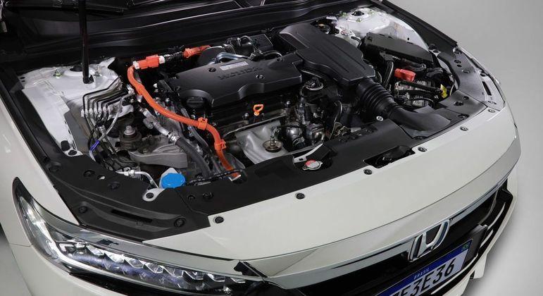 Motor elétrico tem 184 cv e 31,5 kgfm de torque