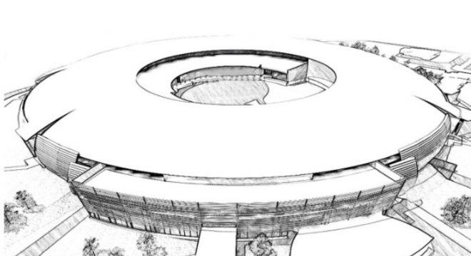Projeto do novo acelerador de elétrons Sírius é 85% brasileiro