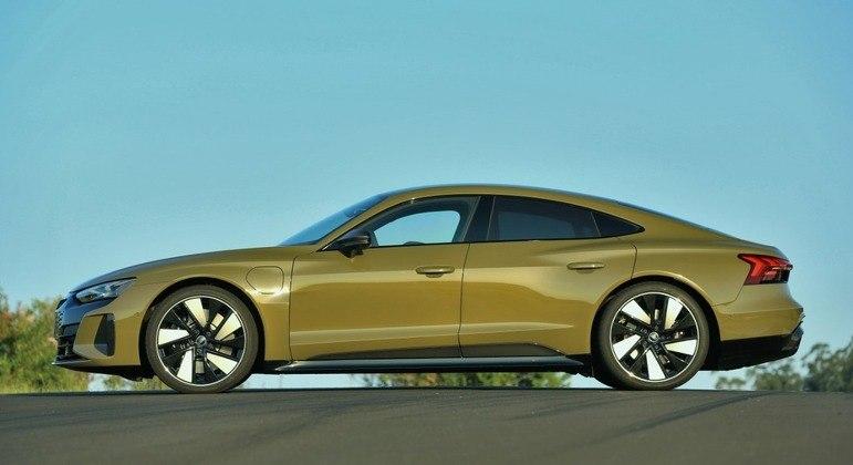 Modelo tem coeficiente aerodinâmico de apenas 0,24 ele tem o melhor índice entre os carros da Audi no mundo