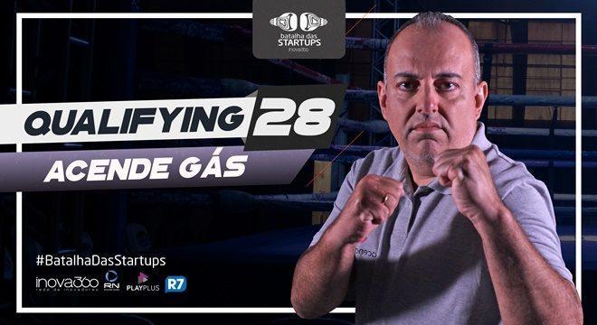 Acende Gás no Batalha das Startups (Foto: Divulgação)