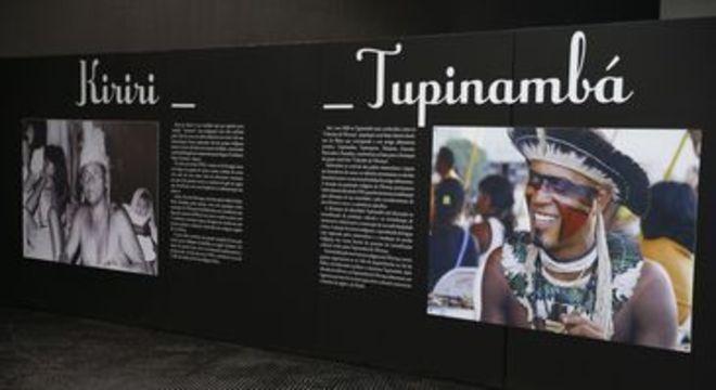 Memorial dos Povos Indígenas, em Brasília, expõe parte do acervo indígena do Museu Nacional