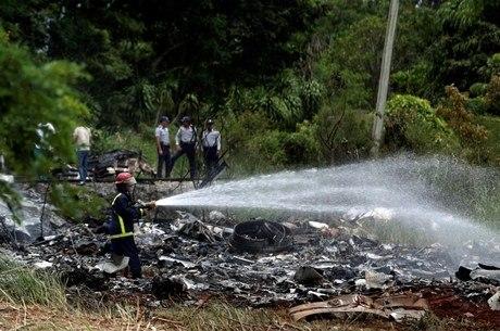 Governo cubano confirmou 110 mortos em acidente