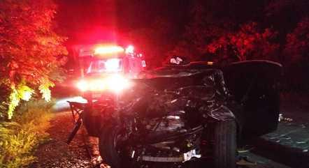 Grave acidente com 10 pessoas ocorreu na MGC-122