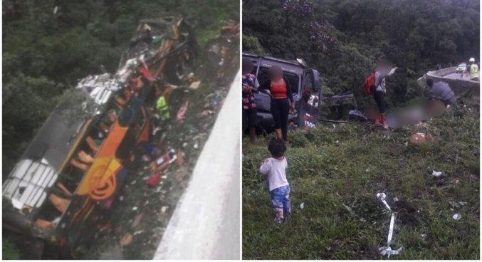 Acidente com ônibus no PR provocou 19 mortes e deixou mais 31 feridos