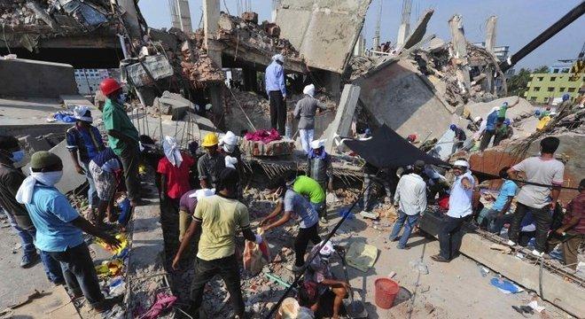 Colapso de prédio de Bangladesh foi o maior acidente industrial do século 21
