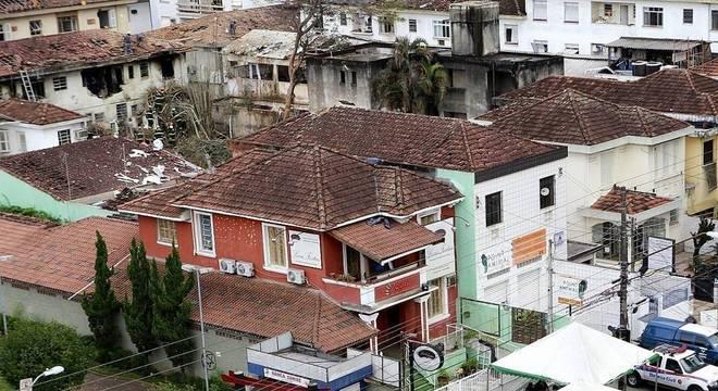 Moradora que teve apartamento atingido vai receber indenização