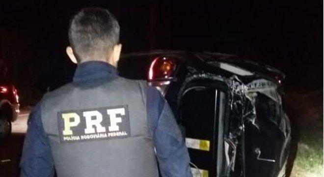 Acidente em Eldorado do Sul deixou ao menos dois mortos Crédito: PRF / CP