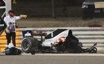 Vale lembrar que no último domingo (29), o GP do Bahrein foi interrompido após acidente com o piloto francês, da Haas. Após a largada, ele perdeu o controle do carro e se chocou com o muro. Logo em seguida, a corrida teve bandeira vermelha e ficou parada