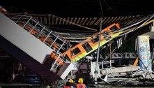 Acidente em metrô no México ocorreu por 'falha estrutural'