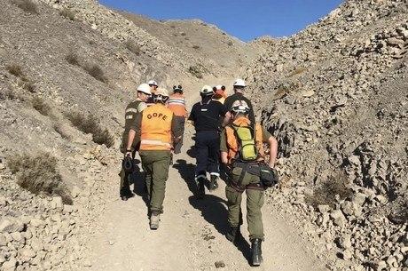 Acidente em mina no norte do Chile deixou um morto