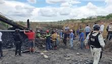 México: Acidente em mina deixa 7 trabalhadores soterrados