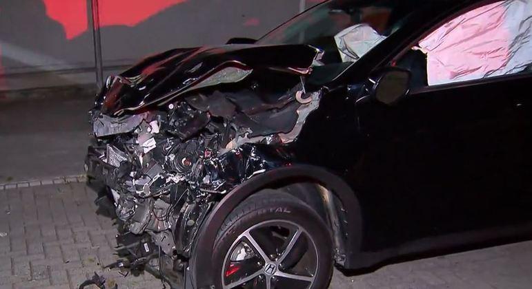 Motorista de aplicativo morreu em acidente entre dois carros no Dia dos Pais em SP