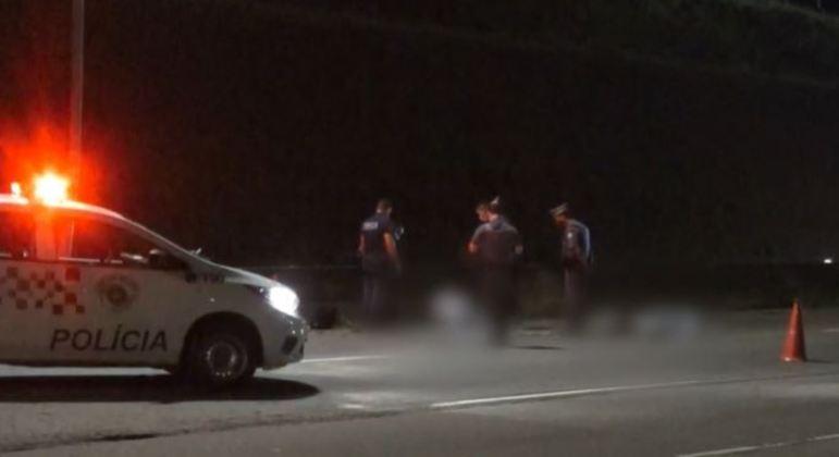 Homem e mulher grávida morrem em acidente de carro em Mauá, na Grande SP