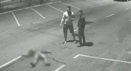 Condutor fugiu sem prestar socorro à vítima