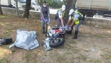 Acidentes com motociclistas na pandemia crescem 45% em SP