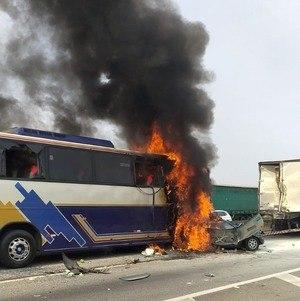 Acidente na Dutra deixa 5 mortos