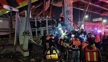 Acidente em metrô na Cidade do México deixa ao menos 23 mortos