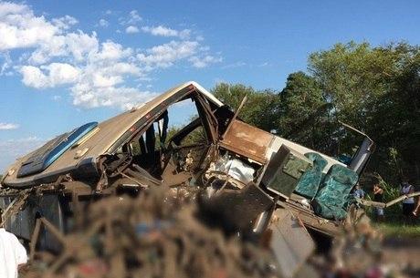 Acidente provocou 41 mortes e deixou 11 feridos