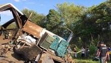 Ônibus envolvido em acidente que matou 41 em Taguaí era clandestino
