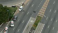 Homem embriagado colide carro em viatura da PM em São Paulo