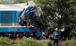 Em julho do ano passado, duas colisões de trens no país deixaram três mortos e dezenas de feridos