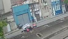 Motorista atropela 4 pessoas da mesma família em Santos (SP)