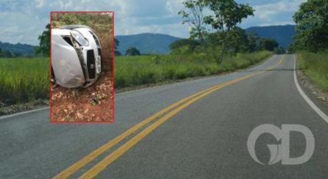 acidente sao feliz do araguaia