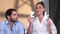 Sabrina e Duda Nagle revelam como conseguiram escolher o nome da bebê ()